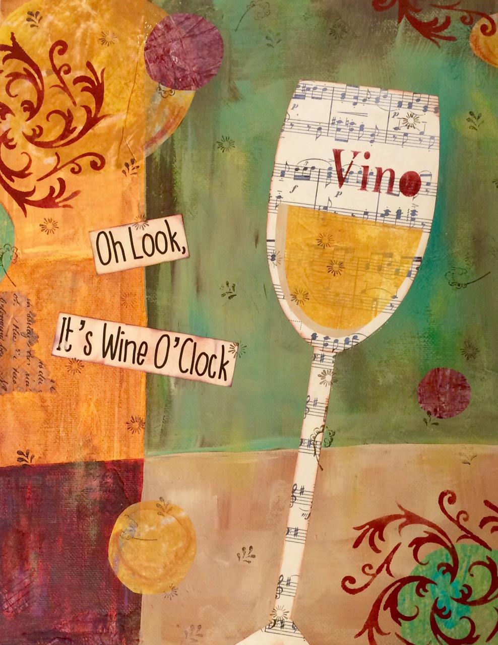 Wine and Chocolate Pairing Paint Night at Macris Chocolate in ...